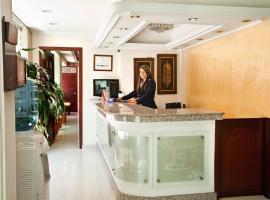 Hotel Senegal, Pasto