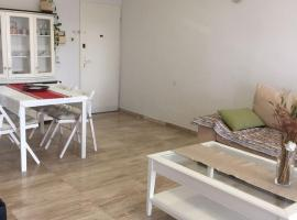 One-Bedroom Apartment in Netanya on Mol, Netanya