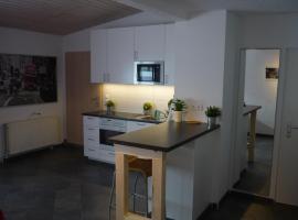 Wohnen im ehemaligen Kaminstudio mit Klimaanlage