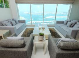 Hometown Holiday Homes - Emirates Crown, Dubai