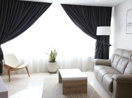 Vortex Suite KLCC by Idaris, Kuala Lumpur