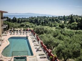 Hotel Ilios, 克里皮吉