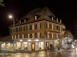 Hôtel du Cheval Blanc, Bulle