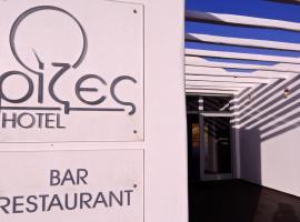 Rizes Hotel, Livadakia
