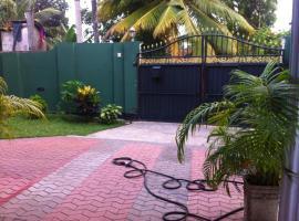 S & S Holiday Apartment, Beruwala