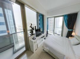 Two Bedroom Apartment - Ocean Heights luxury, Dubai
