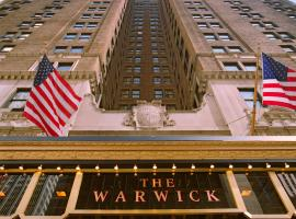 Warwick New York, Нью-Йорк