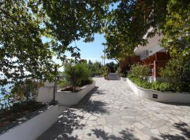 Olympos Hotel, Platamonas