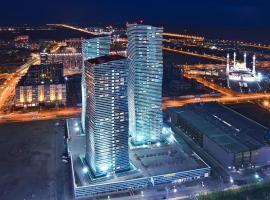 Severnoe Siyanie, Astana