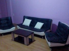 judi's apartment, Tbilisi