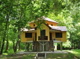 Villa Baračka, Bezdan
