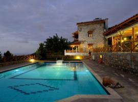 Villa Gaia, Mílatos
