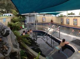 Athenree Hot Springs & Holiday Park, Waihi Beach