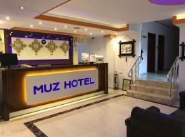 Muz Hotel, Alanya