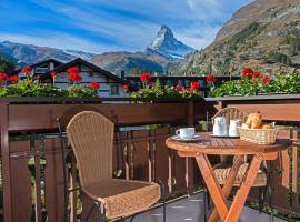 Hotel Dufour Chalet, Zermatt