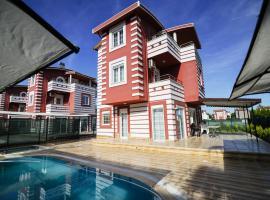 Happyland SDT Villa, Belek
