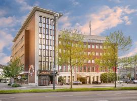 Novum Hotel Unique Dortmund Hauptbahnhof, Дортмунд