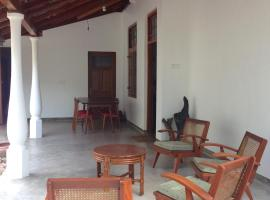 The Old Cinnamon House, Mount Lavinia
