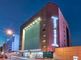 Raintree Rolla Hotel, Dubaj