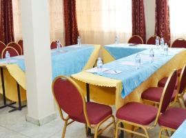 Caravan Hotel, Kireka