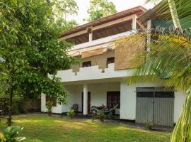Jungleside house, Hikkaduwa