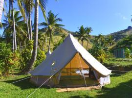 Waitui Basecamp, Matacawalevu