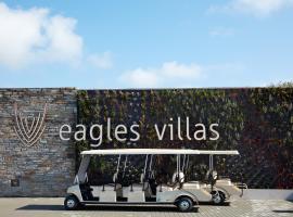 Eagles Villas, Ouranoupoli