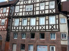 Ferienwohnung Hermann Hesse Stadt