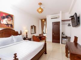 Halo Hotel, Ho Chi Minh