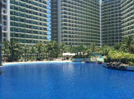 The Lind's at Azure Urban Resort, Manille