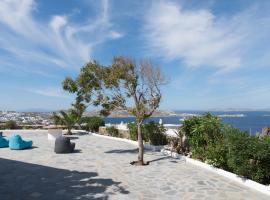 Bellou Suites, Miasto Mykonos