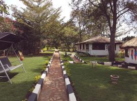 Mwitongo Lodge, Butiama
