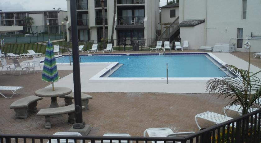 Piscina Sugar Beach Condo A14