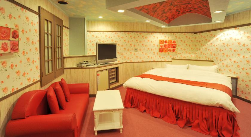 Standard Double Room Kokura Ami The Hotel (Adult Only)