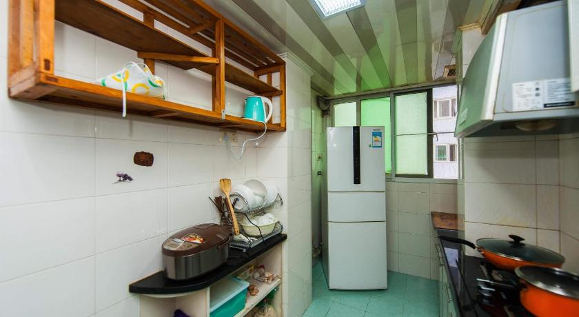 Three-Bedroom Apartment - Guestroom Shenzhen Xiaobai's Home A
