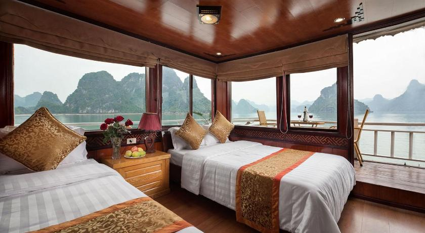 More about Halong Golden Bay Legend Cruise