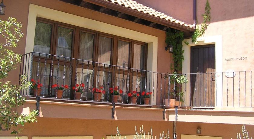 Double or Twin Room - Balcony/terrace Hotel Rural Aqua Luna Spa