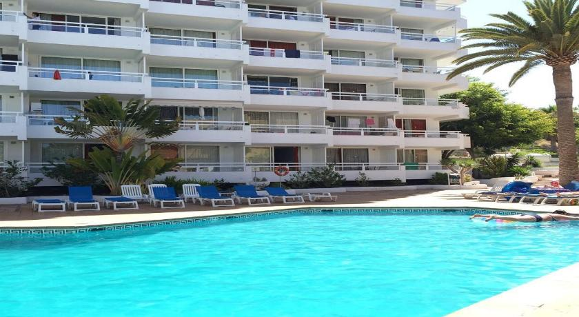 Swimming pool Apartment Cosmopolitan Tenerife