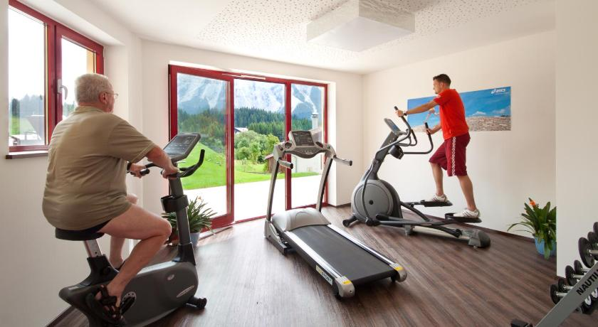 fitness centrum Der Hechl