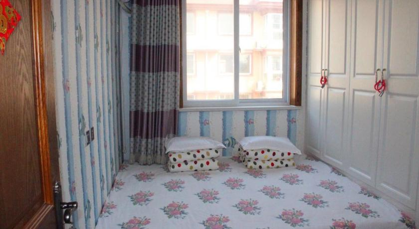 Two-Bedroom Apartment Beidaihe Xinqingyuan Family Apartment