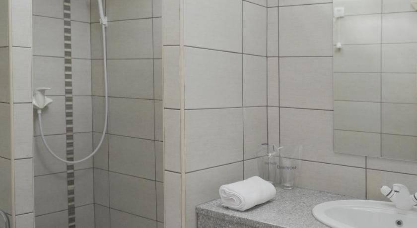 Double Room - Bathroom Hotel Centar Balasevic