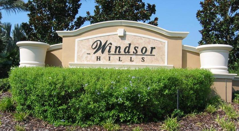 Windsor Hills Resort Five Bedroom House with Private Pool W58