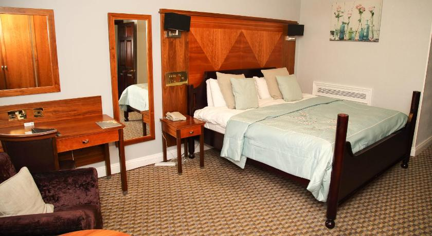Suite - Guestroom Quorn Country Hotel