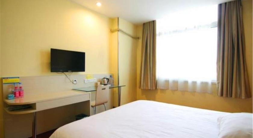 Deluxe Queen Room - Guestroom Jinse Holiday Express Hotel Houma Xintian Road
