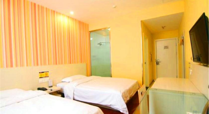 Jinse Holiday Express Hotel Houma Xintian Road