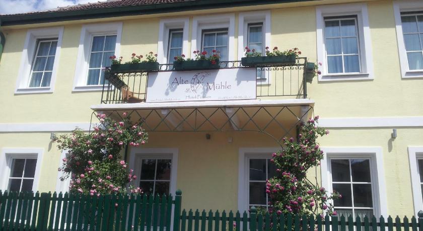 Hotel Pension Alte Mühle Mühlengasse 36 Klosterneuburg