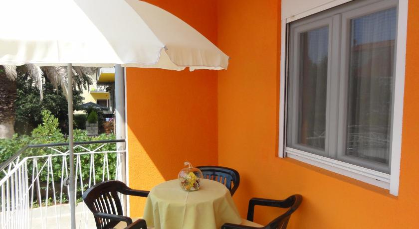 Altan/terrasse Guest Accommodation Neno