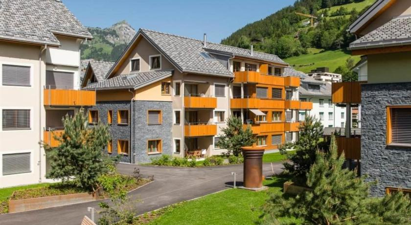 شقة من غرفة واحدة Apartment TITLIS Resort Wohnung 214