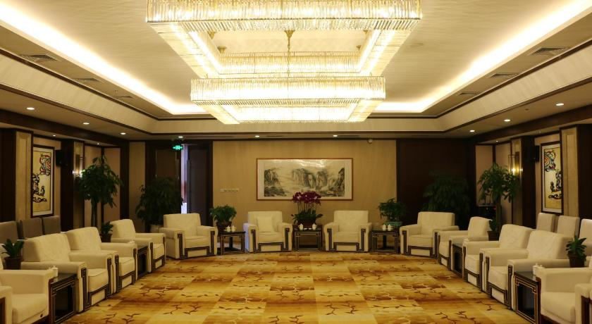Lobby Yinchuan Western Airport Aviation Hotel