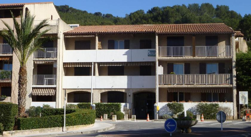 One-Bedroom Apartment Apartment Les Aigues Marines.52